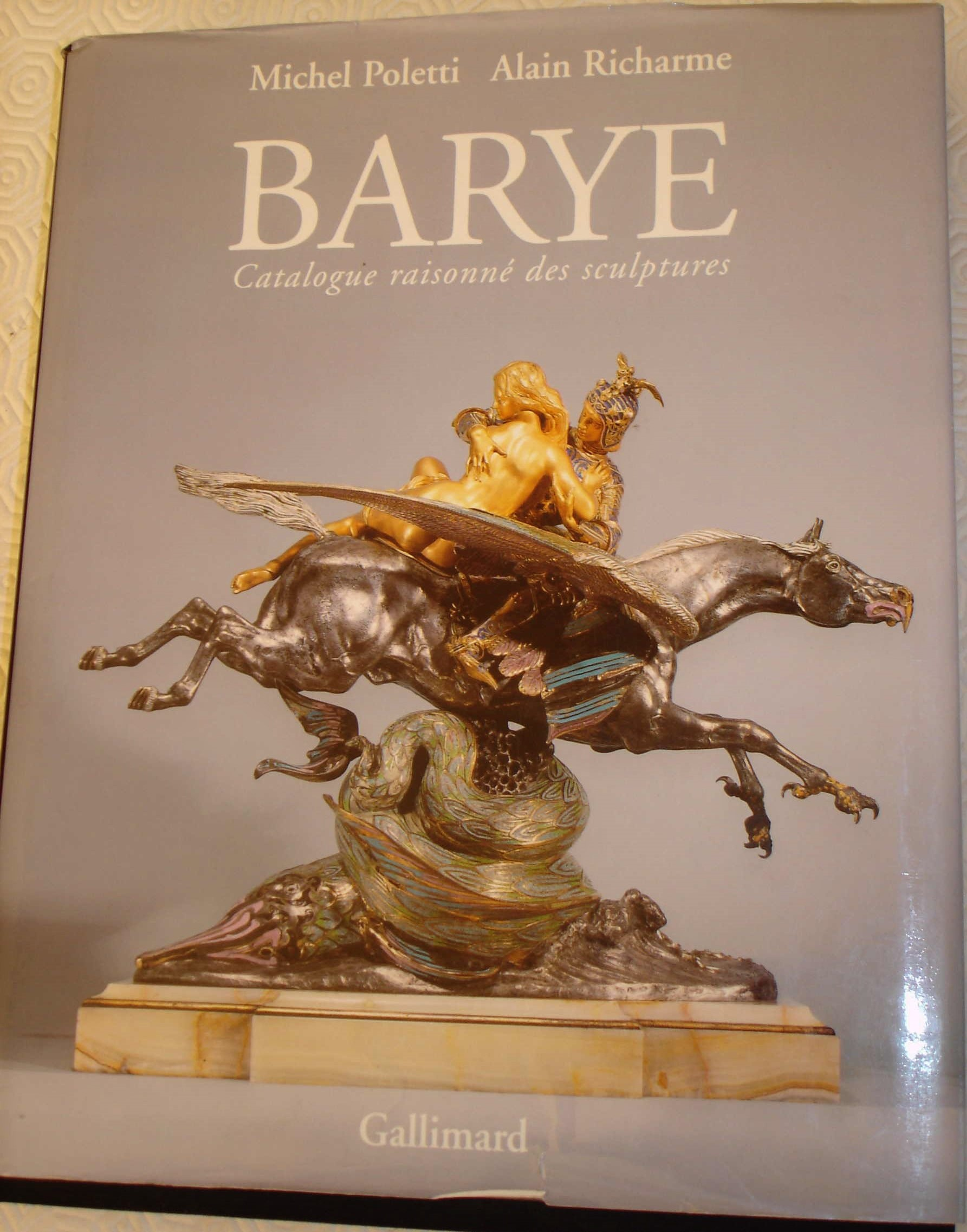 Bronze Barye Colcombet Univers du Bronze catalogue raisonné