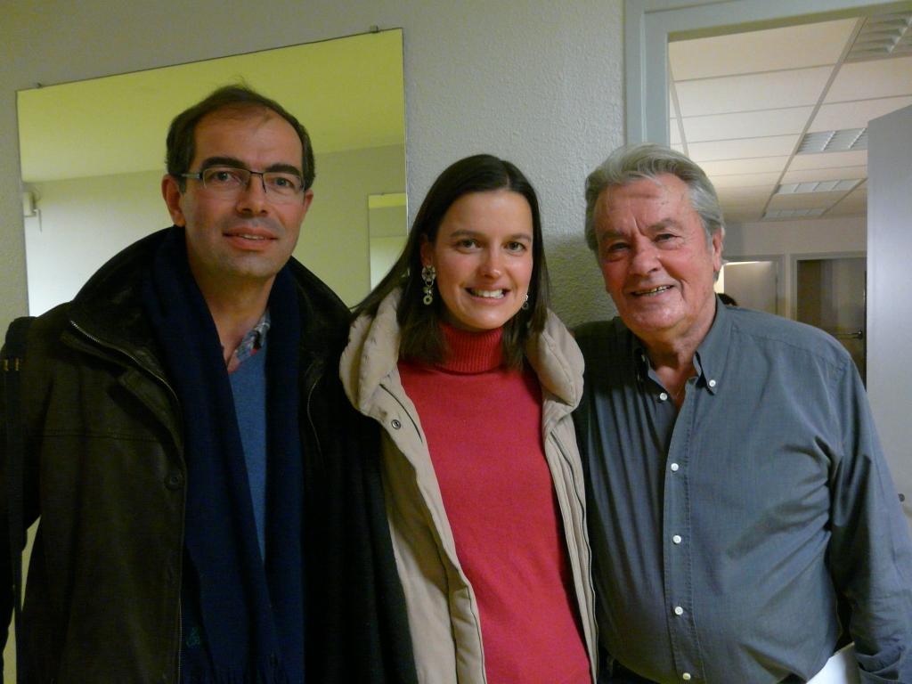 Bronze Colcombet Alain Delon