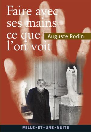 QUELQUES MOTS DE RODIN