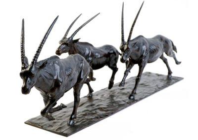 Le galop des oryx (ÉPUISÉ)