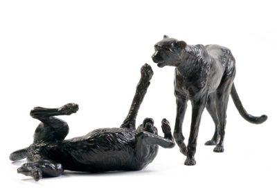 Les deux guépards