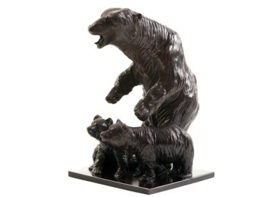 L'ourse et les oursons