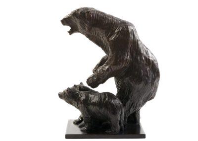 L'ourse et les oursons - Vue 01