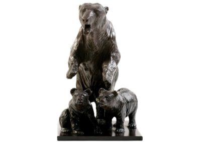 L'ourse et les oursons - Vue 02