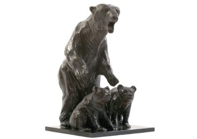 L'ourse et les oursons - Vue 03