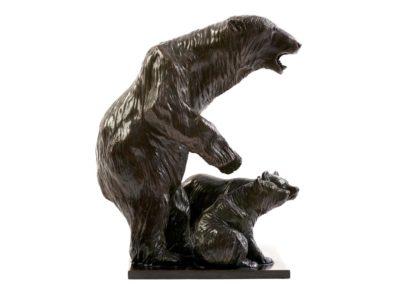 L'ourse et les oursons - Vue 04