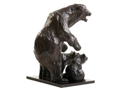 L'ourse et les oursons - Vue 05