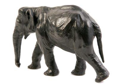 L'éléphant indien en marche - Vue 02