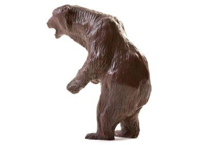 Alaska - Ours blanc debout - Vue 01