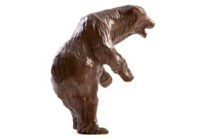 Alaska - Ours blanc debout - Vue 02