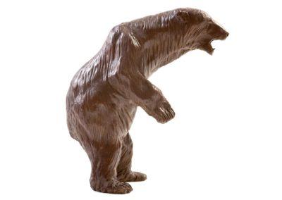 Alaska - Ours blanc debout - Vue 03