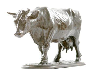La vache laitière (seule)