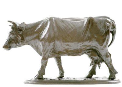 La vache laitière - Vue 01