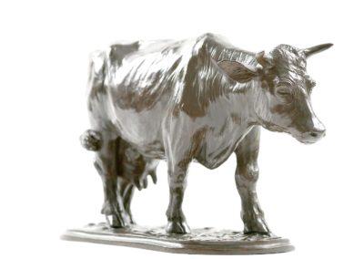 La vache laitière - Vue 02