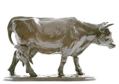 La vache laitière - Vue 03