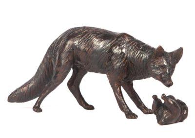 Le renard et le poulet Vue 03