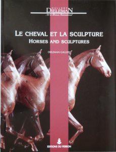 Livre Le Cheval et la sculpture