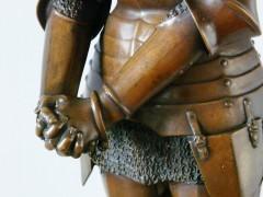 Bronze ancien Barrias Colcombet