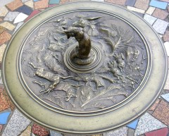 Bronze ancien Colcombet Moigniez