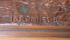 Bronze ancien Colcombet Isidore Bonheur