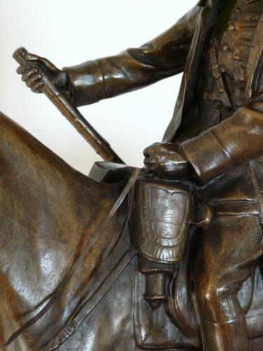 Colcombet bronze ancien Malissard