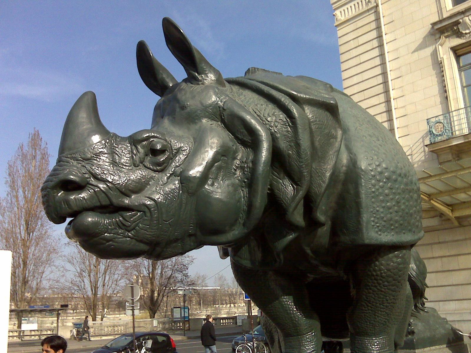 Bronze Colcombet Orsay