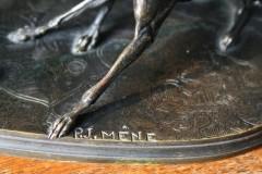 Bronze ancien Mêne Colcombet