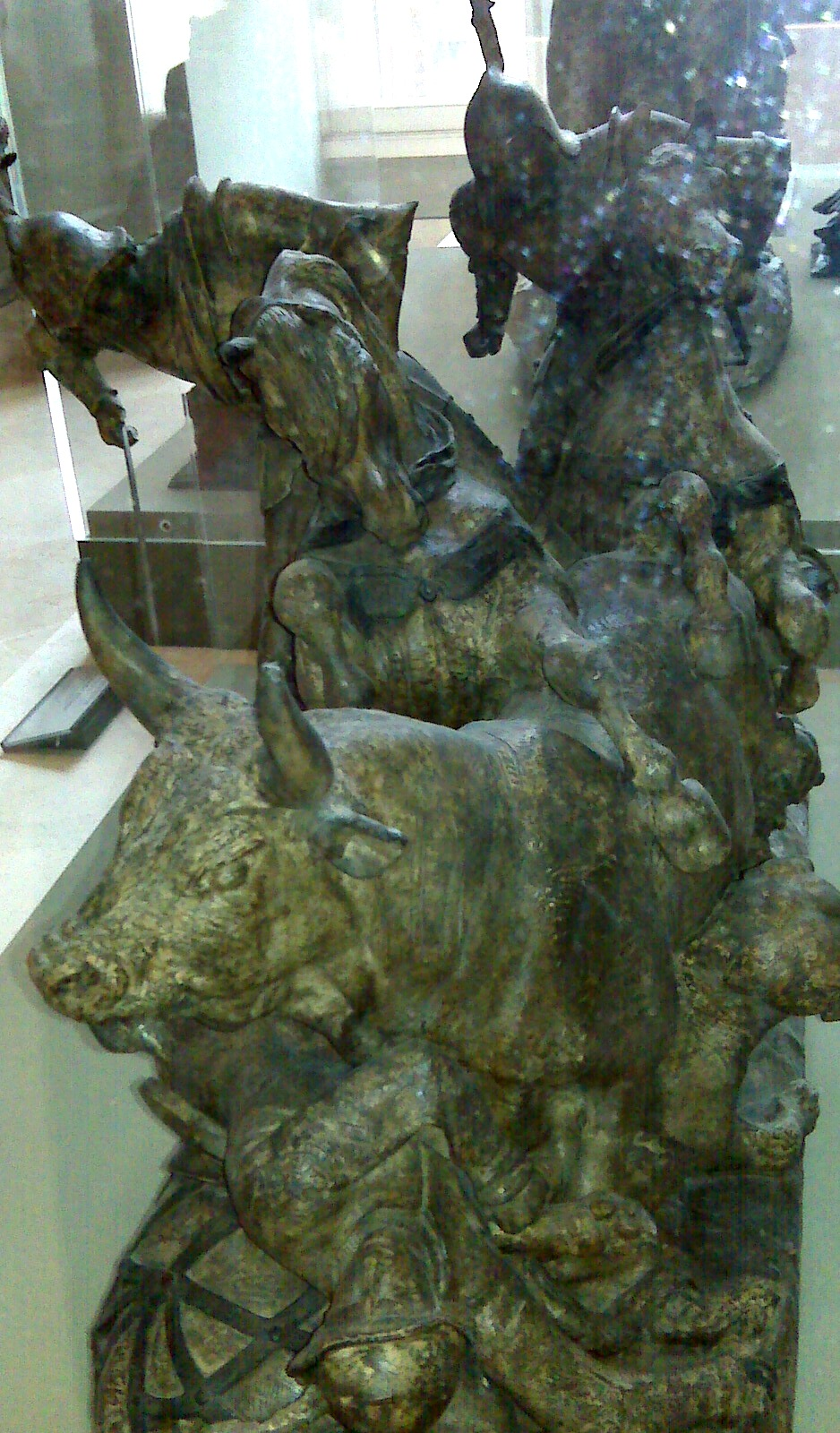 Bronze Colcombet Barye Louvre
