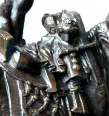 Colcombet bronze ancien Frémiet