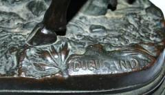 Bronze ancien Dubucand Colcombet