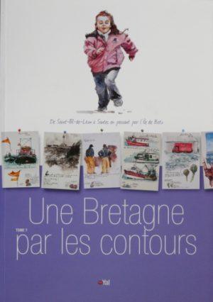 «UNE BRETAGNE PAR LES CONTOURS» : LA COLLECTION S'ÉTOFFE PEU A PEU