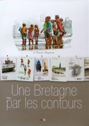 «UNE BRETAGNE PAR LES CONTOURS» DE Y. LE SACHER : NOUVEAU TOME