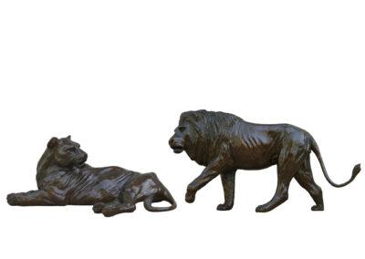 Lion-et-lionne-bronze-vue-02