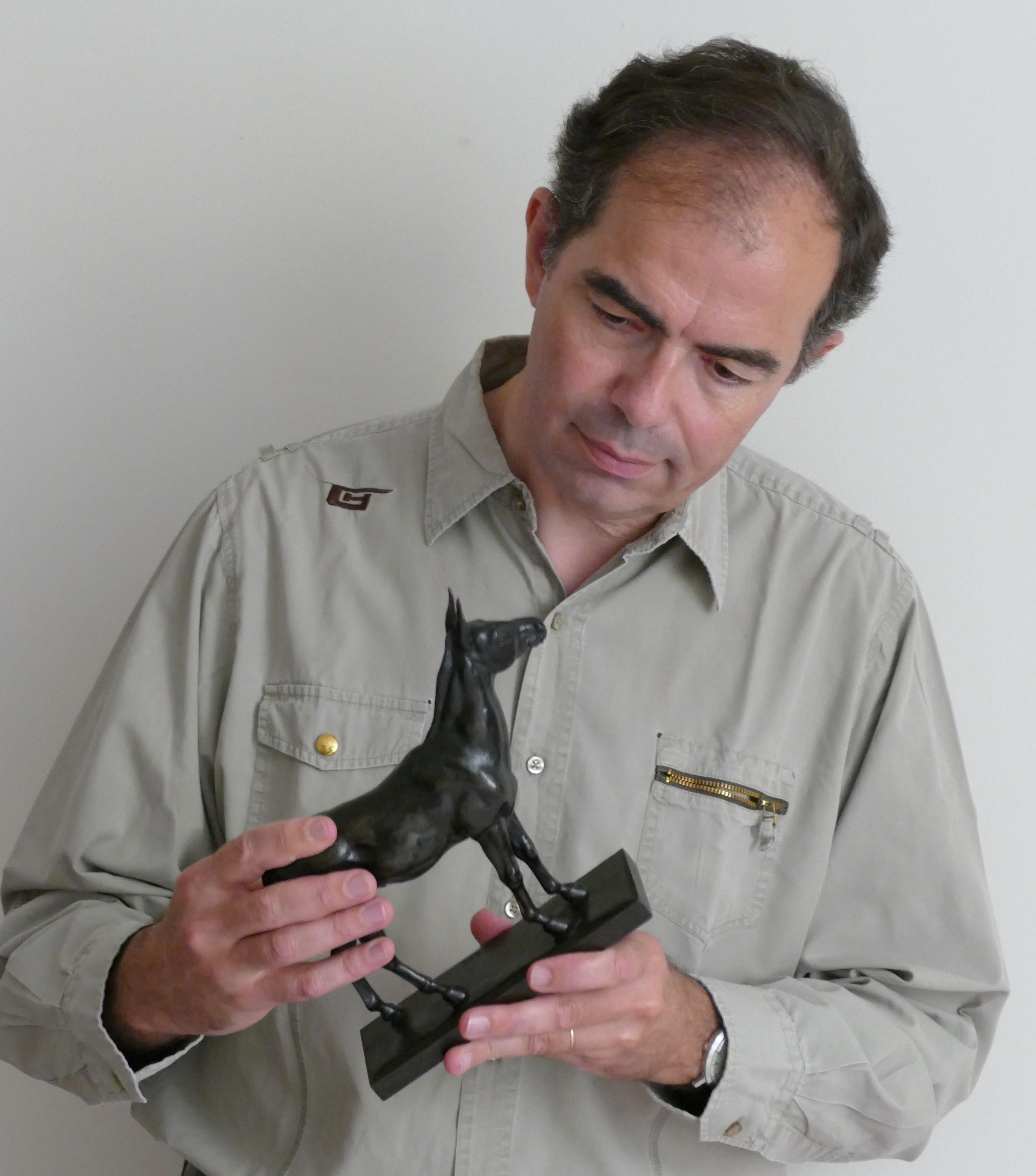 Damien Colcombet avis bronze ancien