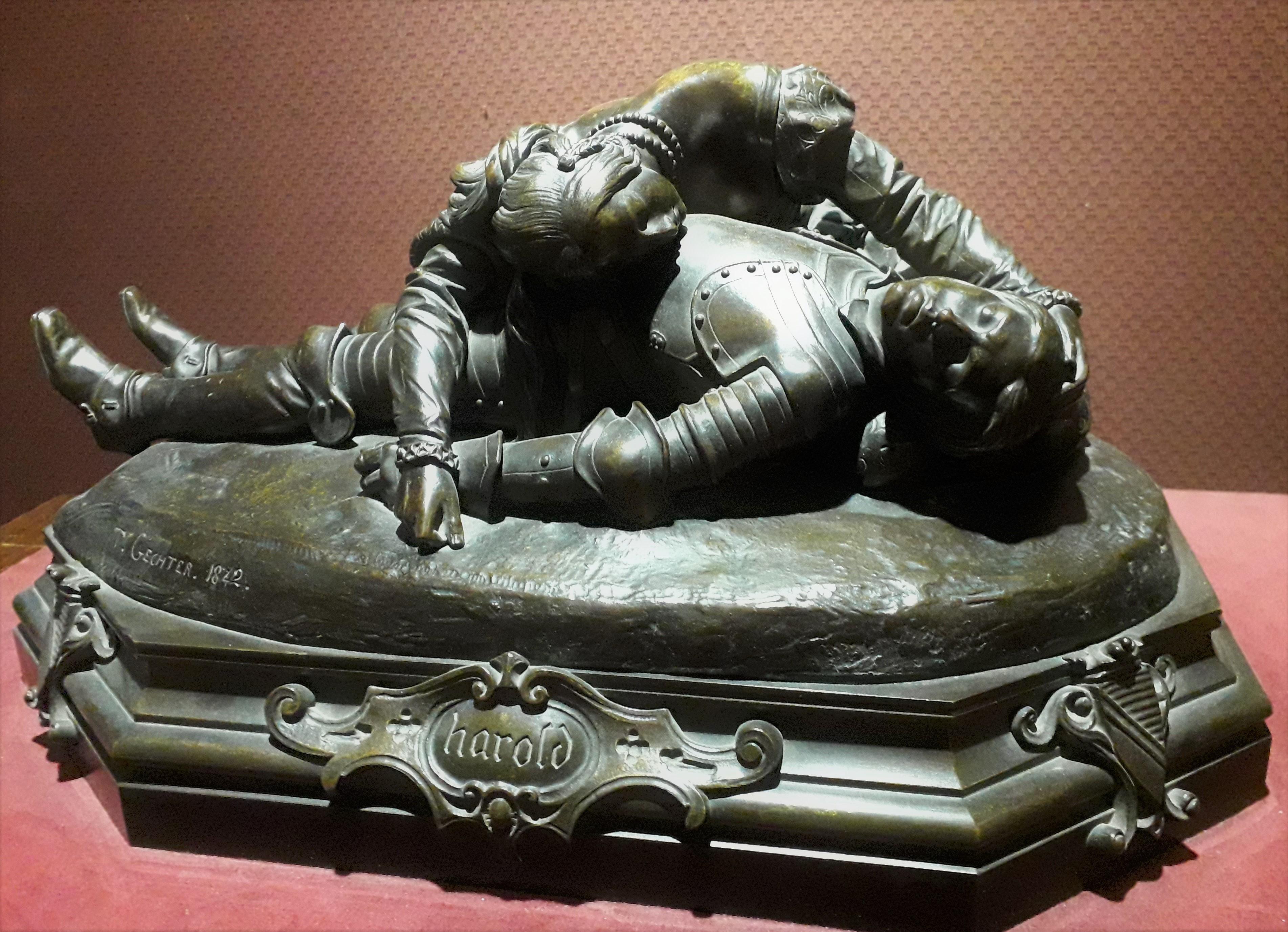 Sculpture Colcombet musée vie romantique