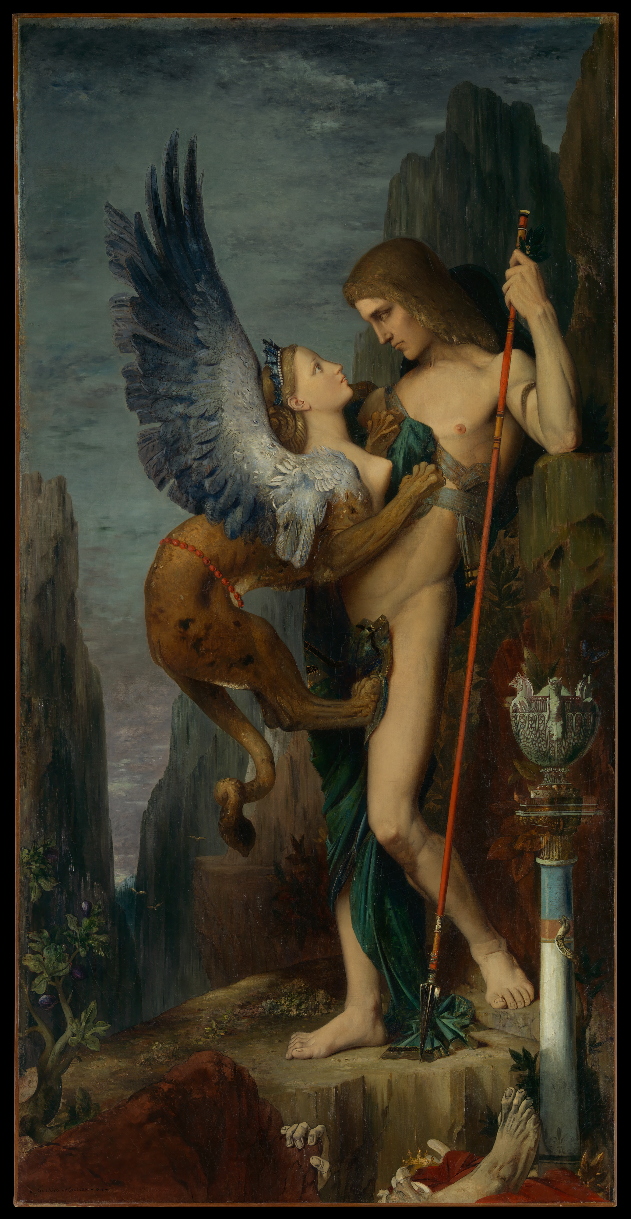 Damien Colcombet Gustave Moreau