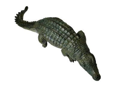 Crocodile-du-Nil-marchant-vue-04