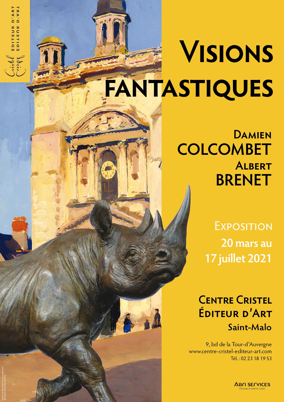 Cristel Saint-Malo exposition Brenet Colcombet